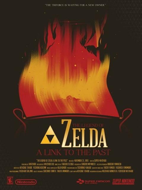 Lukeandjules_Zelda-poster-alt-4